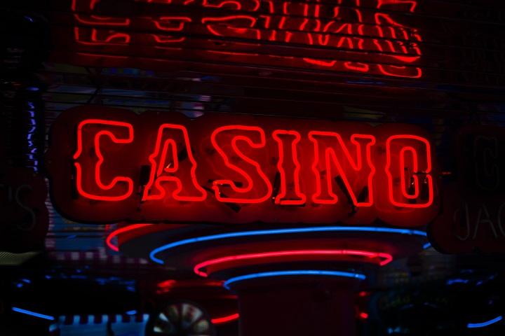 välja rätt casino